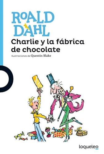 Libro Charlie Y La Fabrica De Chocolate