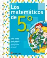 Papel MATEMATICOS DE 5 SANTILLANA (ANILLADO) (NOVEDAD 2016)