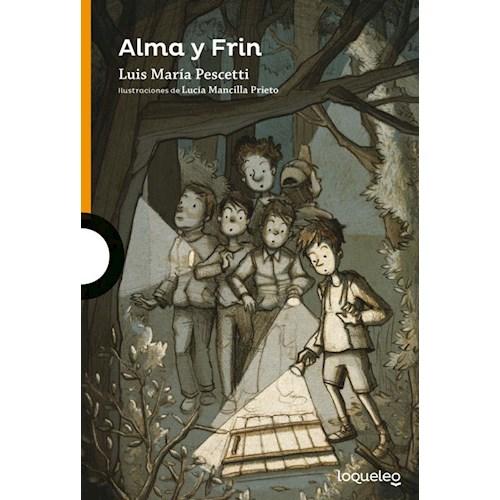 Papel ALMA Y FRIN