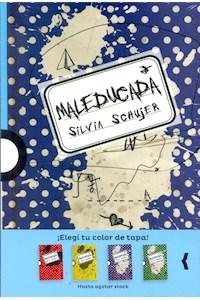 Papel Maleducada (Azul)
