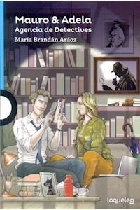 Papel Mauro & Adela, Agencia De Detectives