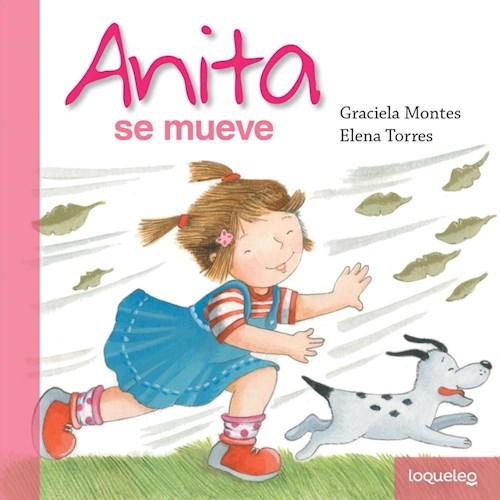 Libro Anita Se Mueve
