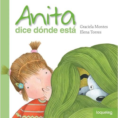 Papel ANITA DICE DONDE ESTA