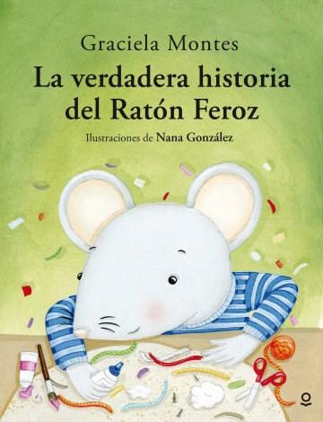 Papel VERDADERA HISTORIA DEL RATON FEROZ (+ 4 AÑOS)