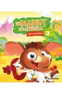 Papel Un Mamut En La Mochila 3 Pri - Pack