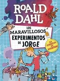 Libro Los Maravillosos Experimentos De Jorge