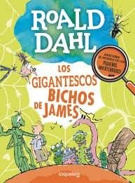 Libro Los Gigantescos Bichos De James
