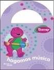 Papel Barney Hagamos Musica