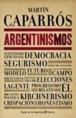 Libro Argentinismos
