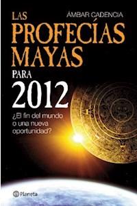 Papel Las Profecías Mayas Para El 2012