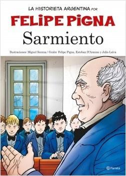Libro Sarmiento  Historieta Argentina