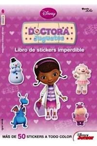 Papel Doctora Juguetes 2 - Libro De Stickers