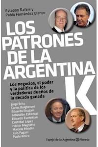 Papel Los Patrones De La Argentina K