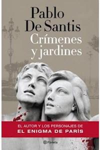 Papel Crímenes Y Jardines