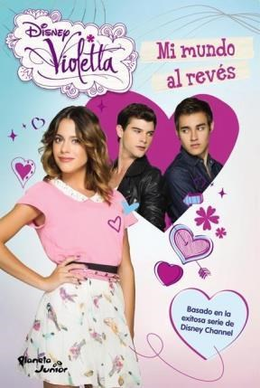 Papel Violetta Mi Mundo Al Revés