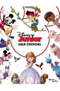 Papel Guía Esencial Disney Junior