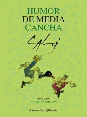 Papel HUMOR DE MEDIA CANCHA