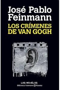 Papel Los Crímenes De Van Gogh