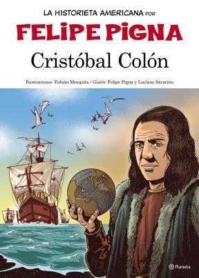 Libro Colon  La Historia En Historieta