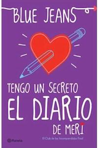Papel Tengo Un Secreto El Diario De Meri