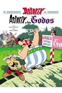 Papel Asterix 3. Asterix Y Los Godos