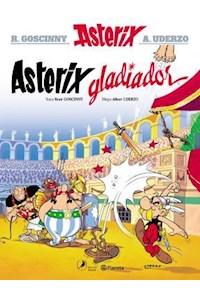 Papel Asterix 4. Asterix Gladiador