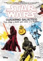 Libro Cuaderno Galactico Star Wars