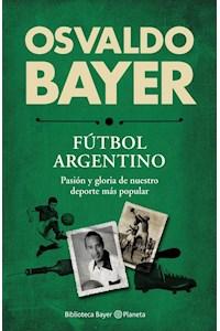 Papel Fútbol Argentino
