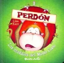 Papel Los Modales Del Mono Coco - Perdon