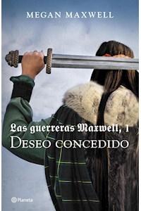 Papel Deseo Concedido - Las Guerreras Maxwell 1