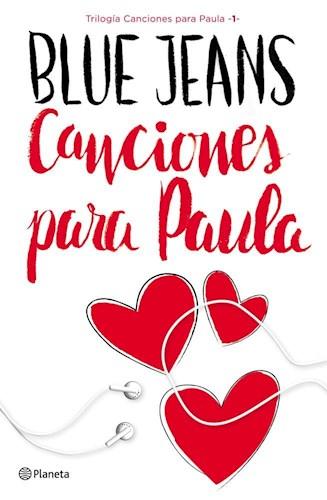 Libro Canciones Para Paula