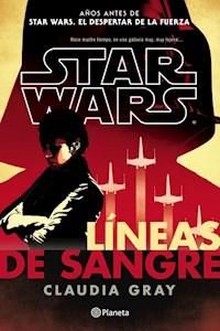 Papel Star Wars. Líneas De Sangre