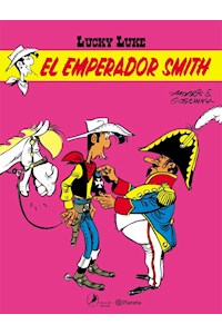 Papel Lucky Lucke 2. El Emperador Smith