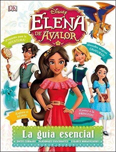 Libro Elena De Avalor