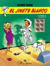 Papel Lucky Luke 4. El Jinete Blanco