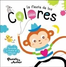 Papel Aprende Y Busca El Intruso - La Fiesta De Los Colores