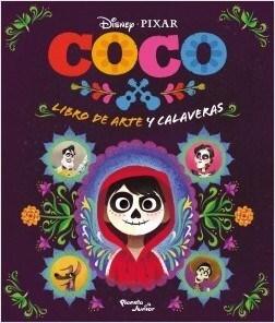 Coco  Libro De Artes Y Calaveras