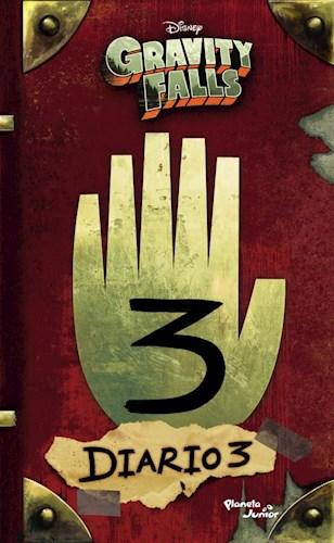 Libro Gravity Falls  Diario 3