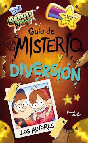 Libro Gravity Falls  Guia De Misterio Y Diversion
