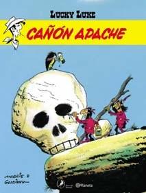 Papel Lucky Luke 8. Cañón Apache