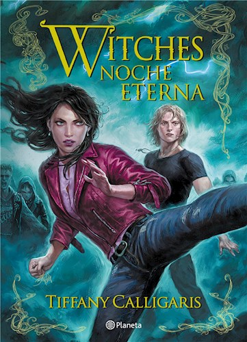 E-book Witches 5. Noche Eterna