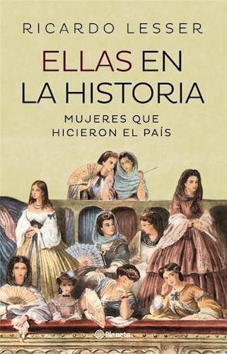 LIBRO ELLAS EN LA HISTORIA