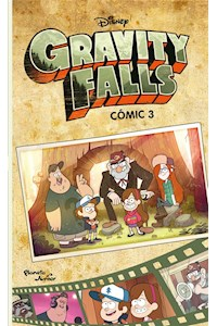 Papel Gravity Falls. Comic 3
