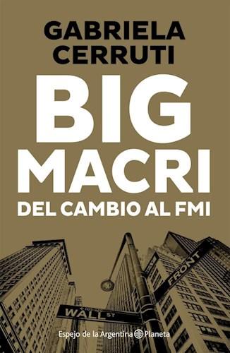 Libro Big Macri