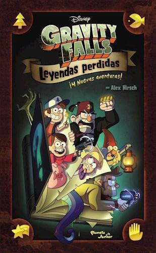 Papel GRAVITY FALLS LEYENDAS PERDIDAS (ILUSTRADO)
