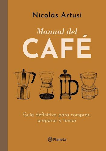 LIBRO MANUAL DEL CAFE