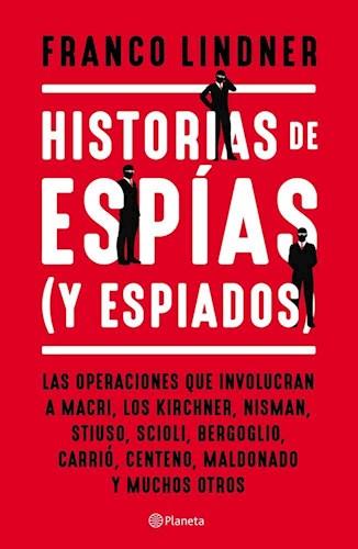 LIBRO HISTORIAS DE ESPIAS Y ESPIADOS