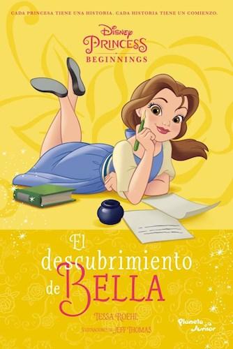 Libro El Descubrimiento De Bella