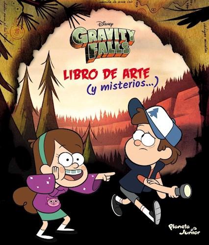 Libro Gravity Falls  Libro De Arte ( Y Misterios... )