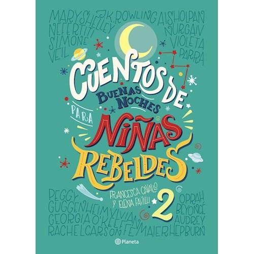 Papel CUENTOS DE BUENAS NOCHES PARA NIÑAS REBELDES 2